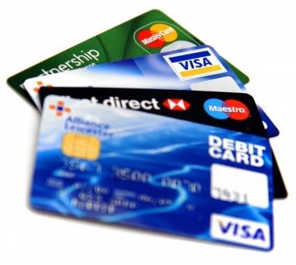 Πιστωτικές κάρτες 1 συγκεντρώνετε