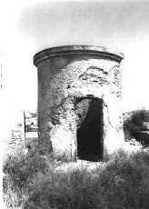 Foto de una torre antigua en Torrevieja