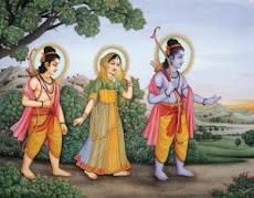 श्री राम-लक्ष्मण-जानकी