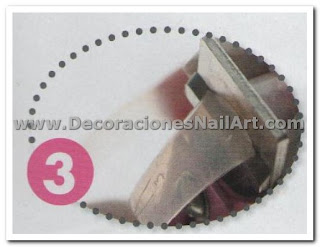 Diseño Práctico y fácil de hacer en uñas acrílicas (AEROGRAFíA) Diseño Práctico y fácil de hacer en uñas acrílicas (AEROGRAFíA) Dise 25C3 25B1os de U 25C3 25B1as 25