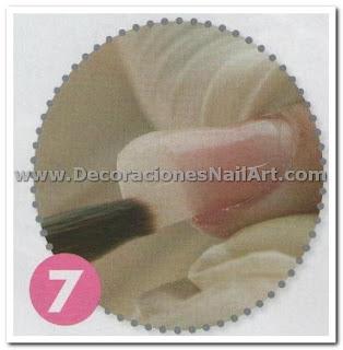Diseño Práctico y fácil de hacer en uñas acrílicas (AEROGRAFíA) Diseño Práctico y fácil de hacer en uñas acrílicas (AEROGRAFíA) Dise 25C3 25B1os de U 25C3 25B1as 38