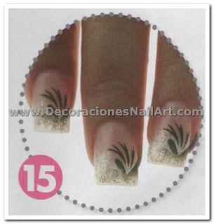 Diseño Práctico y fácil de hacer en uñas acrílicas (AEROGRAFíA) Diseño Práctico y fácil de hacer en uñas acrílicas (AEROGRAFíA) Dise 25C3 25B1os de U 25C3 25B1as 55