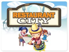 Restaurant City Illusion