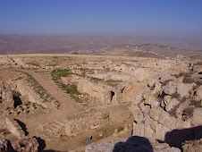 View from Herodian Palace