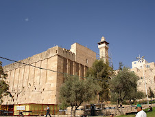Site of Tomb of the Patriarchs, Hebron