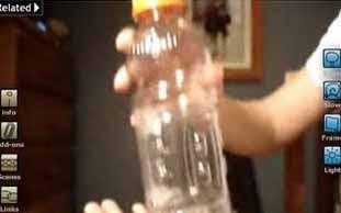 Trik Sulap Koin Menembus Botol Kaca