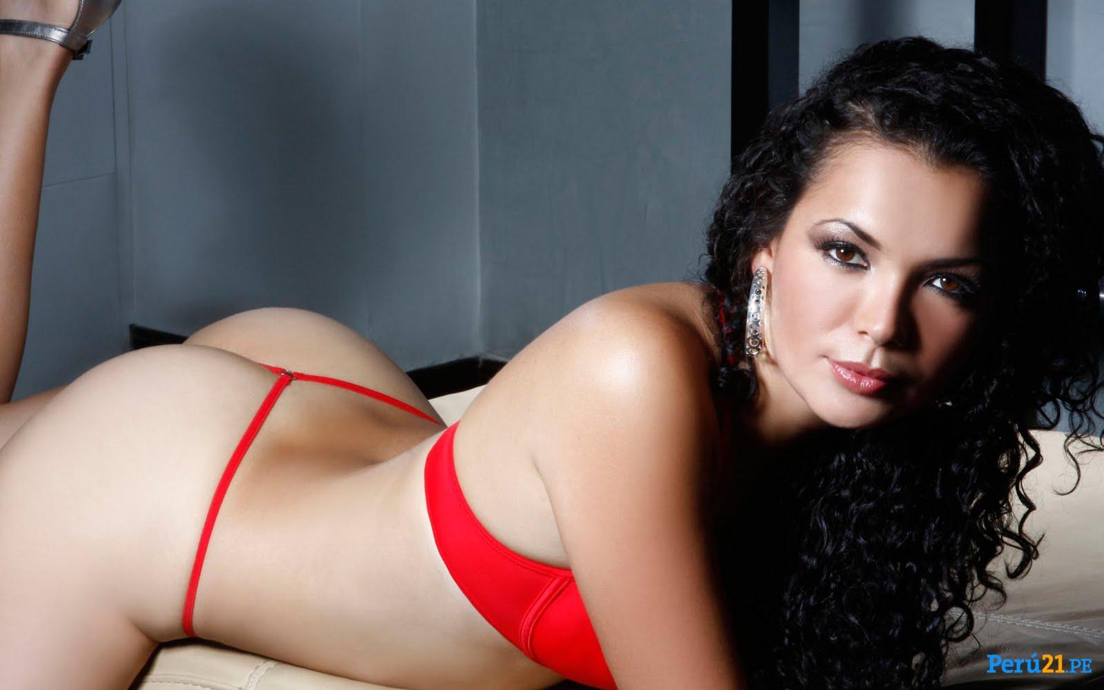 Nataly Vera Chicas Morenas