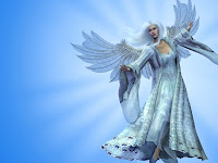 Christmas Angel wallpapers, Holy Angel Christmas wallpapers, Holiday Angel wallpapers