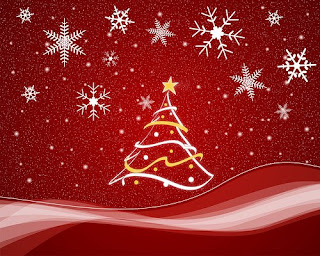 Glittering Christmas Wallpapers