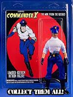 COMMANDER X FIGURES