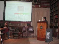 Conferencia Magistral Diactada a Especialistas de America Latina
