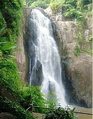 Heiw Narok Waterfall
