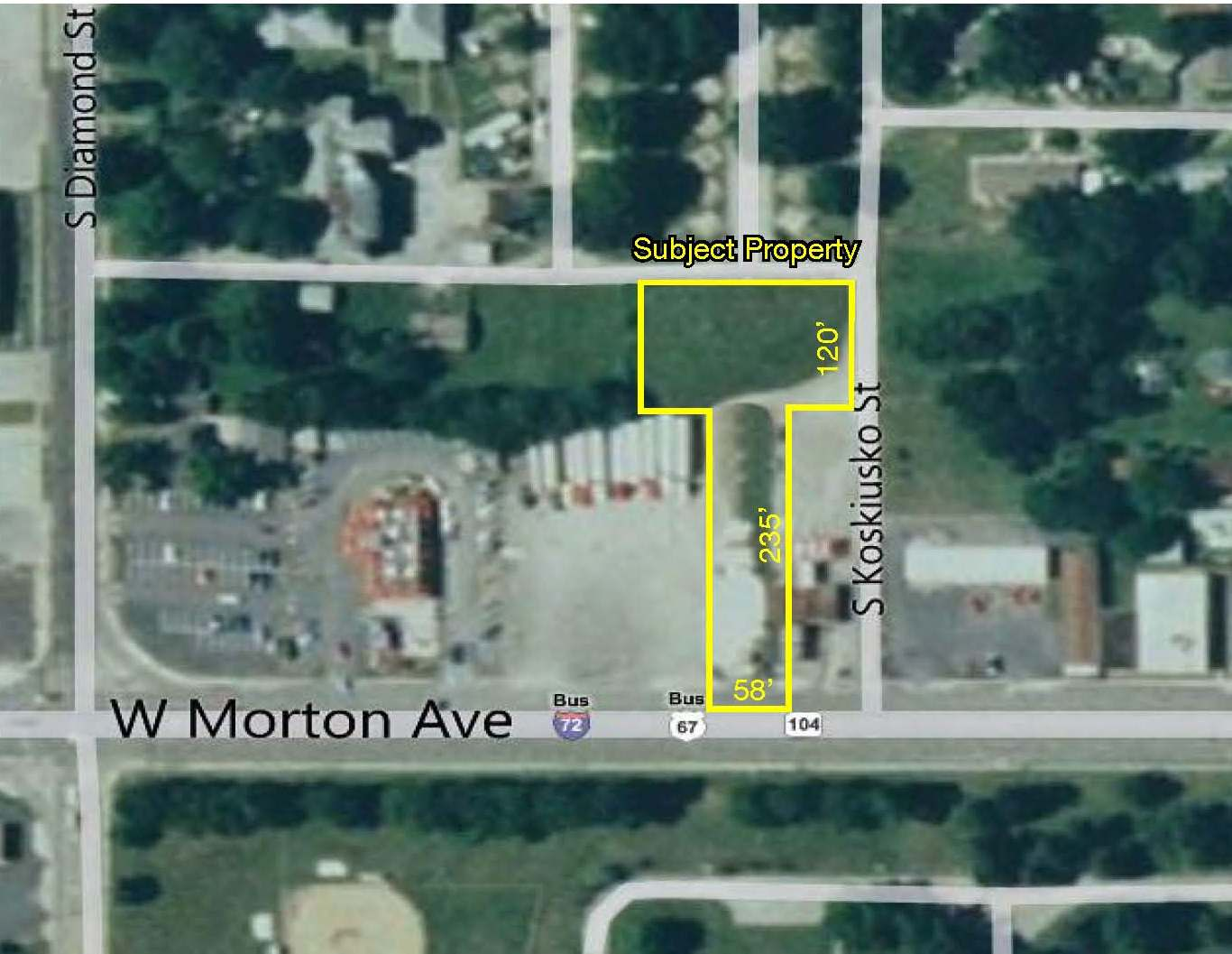 Commercial Property For Lease Jacksonville Il