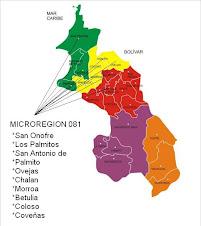 MICROREGION 081