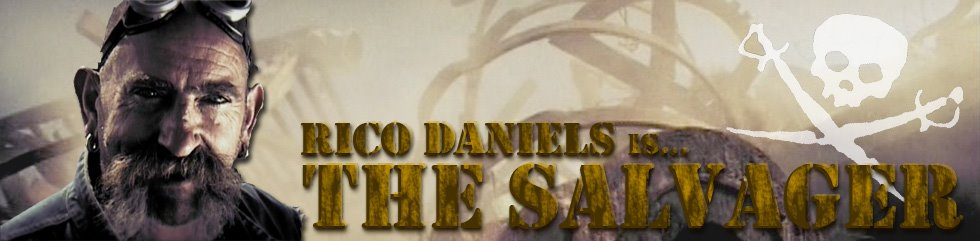 The Salvager - Rico Daniels