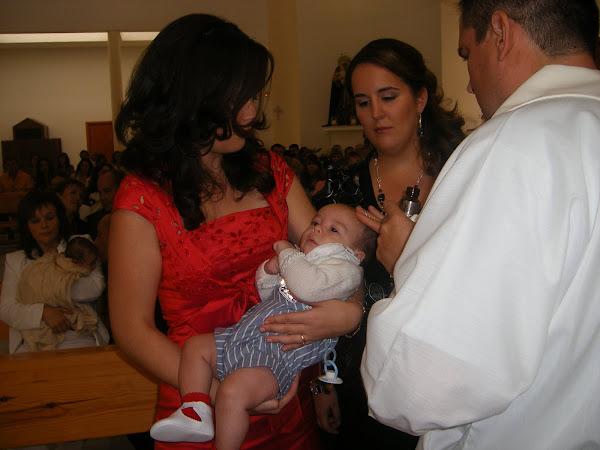 Batizado de Jorge