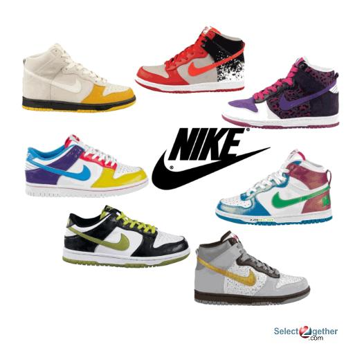 Nike Shoes Color Splash Designer