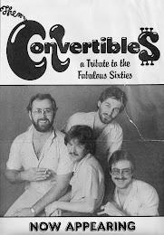 The Convertibles (circa 1981)