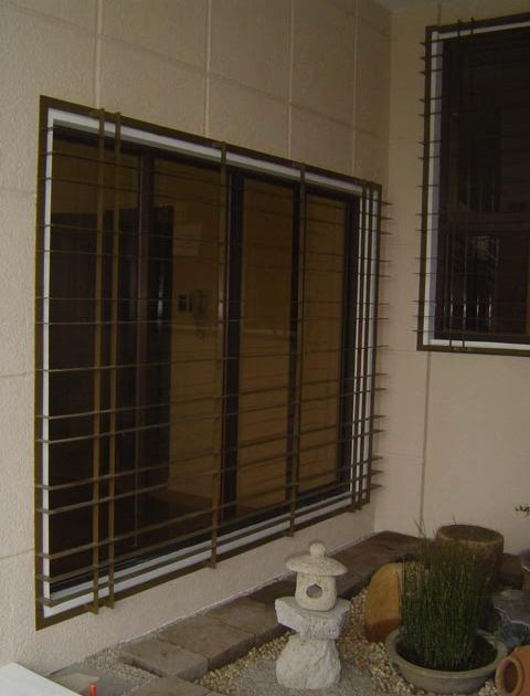 Don 39 t move improve the long process of choosing the for Window grills design in the philippines