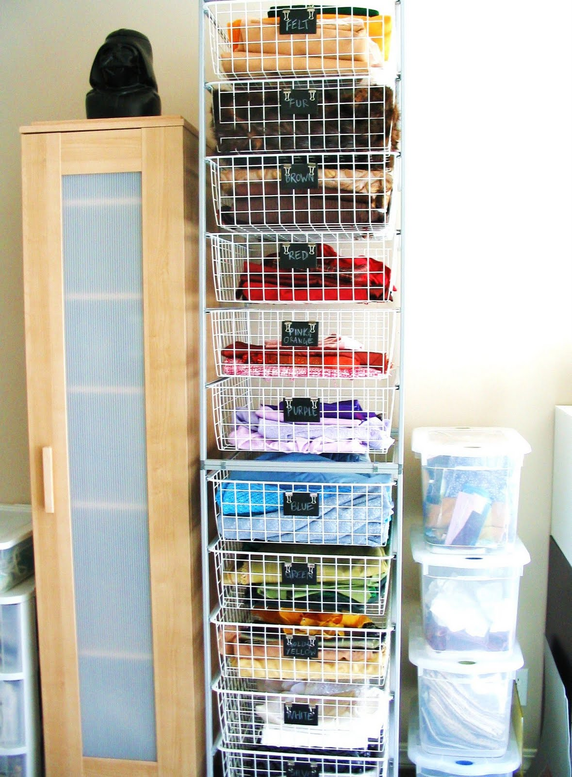 Craft Room Organization and Storage 1179 x 1600