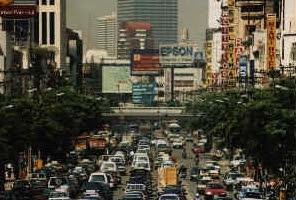 Sukhumvit Road is the Center of Modern Bangkok