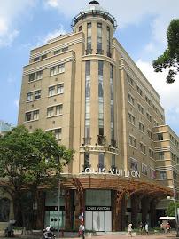 ベトナムで一番高い土地に建つビル