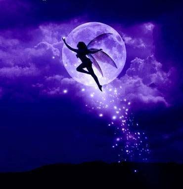DEBE SER LA LUNA................... Hada-en-la-luna