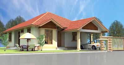 cachedbentuk rumah bentuk rumah banglo and post bentuk rumah