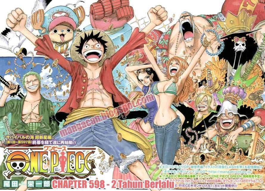 One Piece data