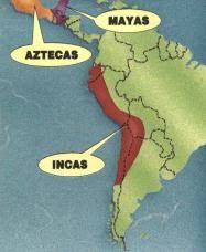 incas aztecas: