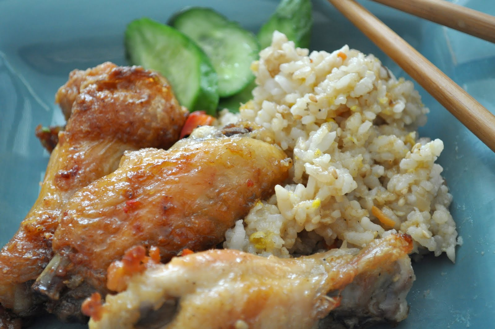 ... chicken wings momofuku chicken wings singaporean chicken rice wings