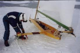 Jay skeeter ice boats for sale how to building plans for Ice scratcher boat motor for sale
