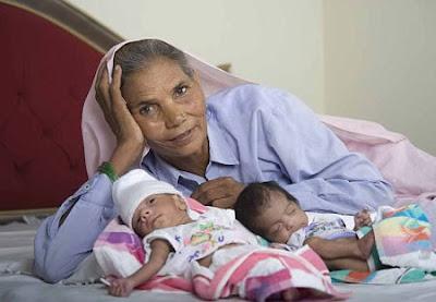 Ibu Aneh dan Unik Yang Pernah Ada di Dunia