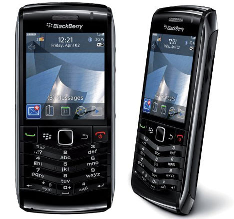 Blackberry Pearl 9105 - Harga Dan Spesifikasi Blackberry Pearl 9105
