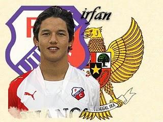 Irfan Bachdim - Foto Dan Profil Irfan Bachdim