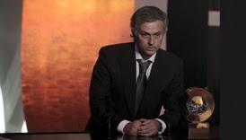 Best Coach Mourinho 2010