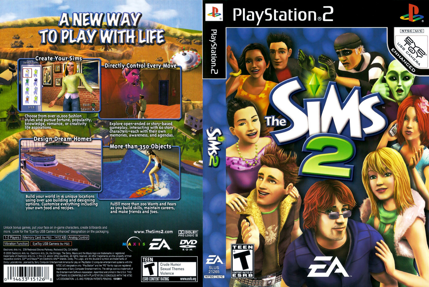 The sims 2 ps2 download free sex  erotica wifes