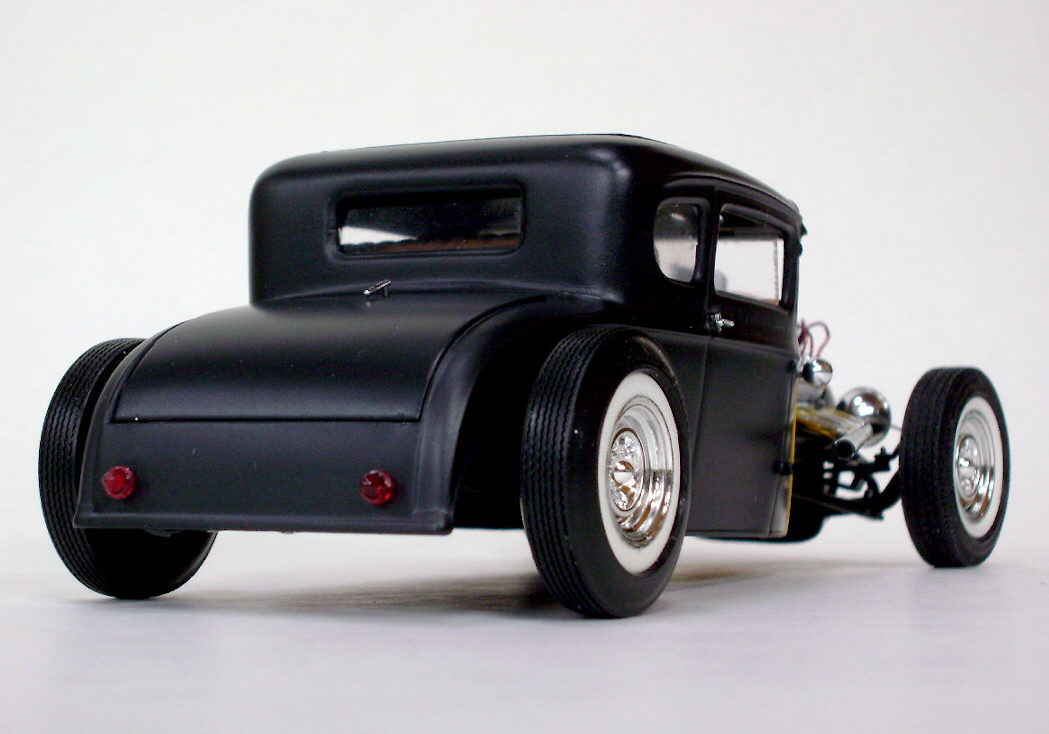 HOT RODS and JALOPIES: By Special Request - Model cars I recently ...
