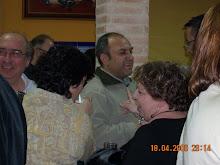 Cena-enuentro 2008