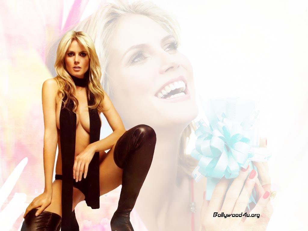 Heidi Klum Hot Wallpapers