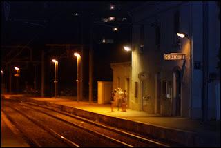 Collioure, la gare