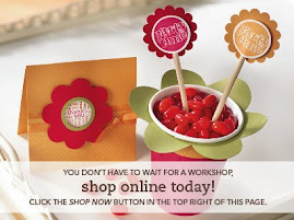 Stampin Up! demonstrator website