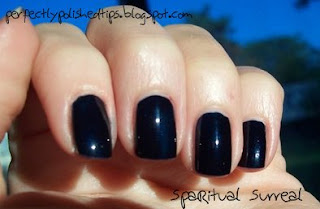 Perfectly polished tips perfectly polished tips 51 for Surreal salon 8