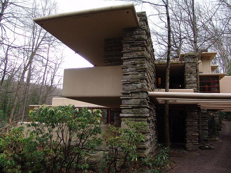 Architettura e modernit dal bauhaus alla rivoluzione for Frank lloyd wright piani per la casa