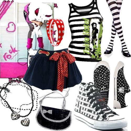 clothes emo