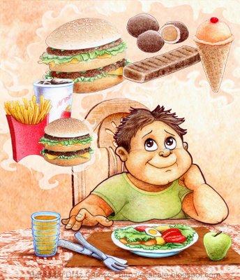 Los adolescentes que piensan que son gordos y no lo