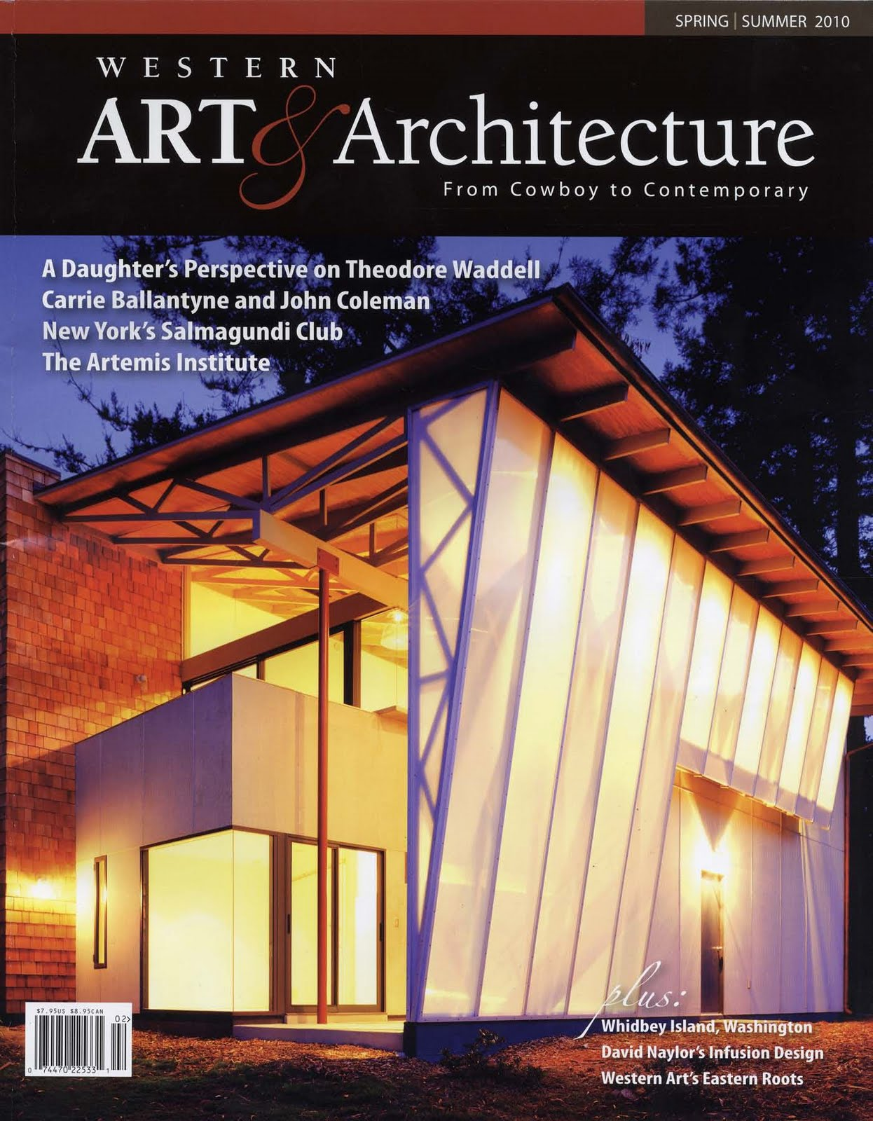 Shubin donaldson for D architecture magazine