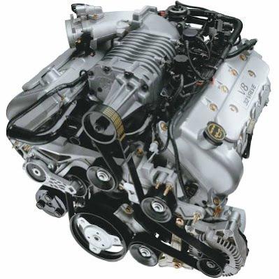 2003 Ford Mustang SVT Cobra,