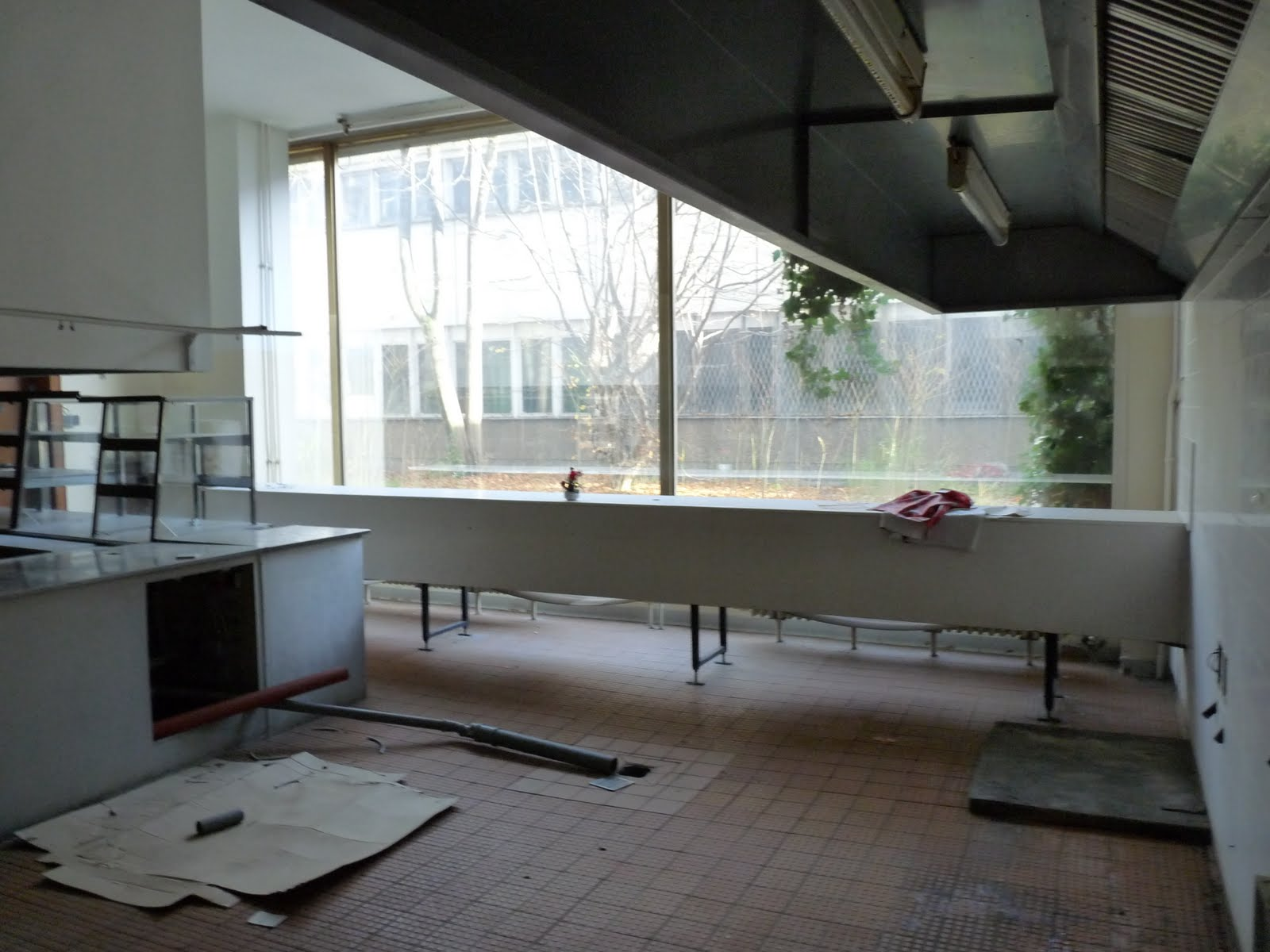 Stalking the Stasi in Haus der Statistik - Abandoned Berlin