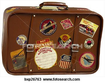 Keep the extra baggage...